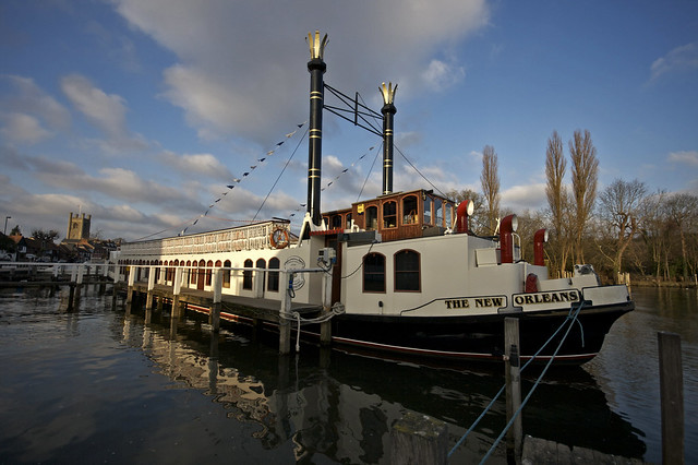 The New Orleans - Henley on Thames