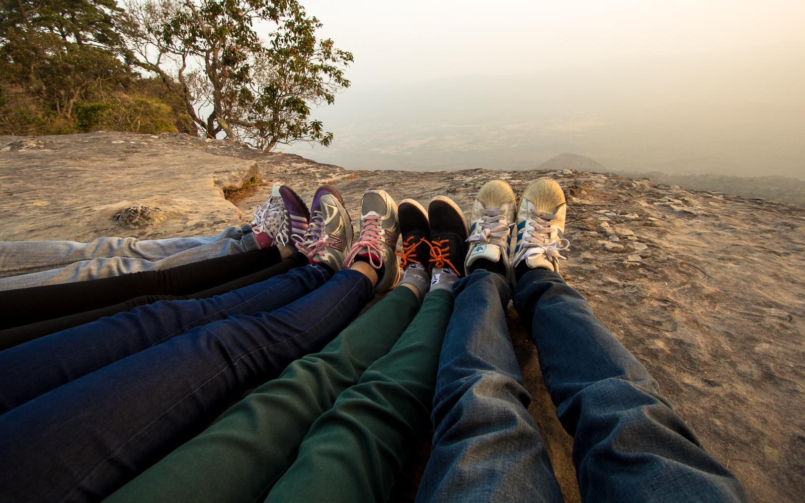 ไปเป็นกลุ่ม อุทยานแห่งชาติภูกระดึง - Phu Kradueng National Park
