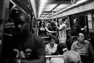 Subway Line 7, Paris | by Thomas Claveirole
