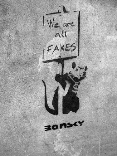 We are all fakes | by ©athrine