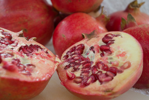 Pomegranate (open)