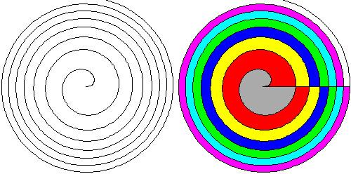 Spirale di Fermat