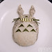 How to make Totoro with rice