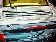 Porsche 911 Turbo. Pulido chap.ó!
