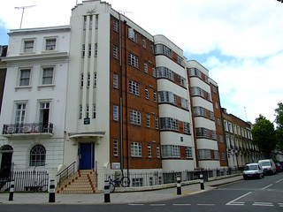 Art Deco block, Arlington Road | by R/DV/RS