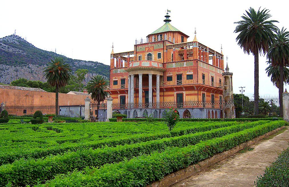 Palermo : La Palazzina Cinese