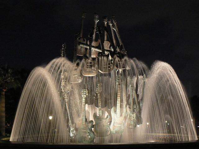 Hard Rock Hotel Fountain