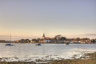 Bosham Harbour | by Hexagoneye Photography