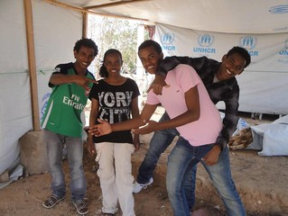 UNHCR News Story: Away Alone: Unaccompanied children find shelter after fleeing Libya | by UNHCR
