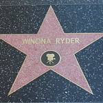 Hollywood Walk Of Fame Stars - Winona Ryder
