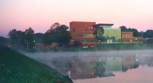 lake fog sunrise foundation rutherfordcounty lakeemogene spindale isothermalcommunitycollege