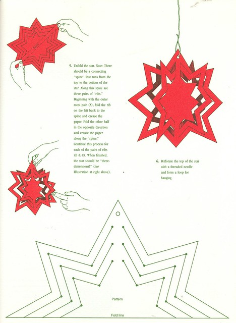 Crafts - Three Dimensional Star2 BK0102