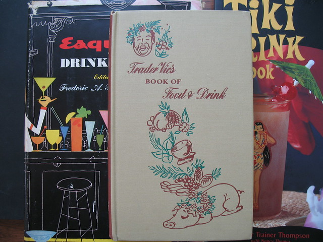 Trader Vics Book of Food and Drink