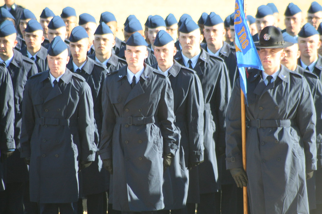 Air Force Basic Training Graduation Day | Graduation Parade