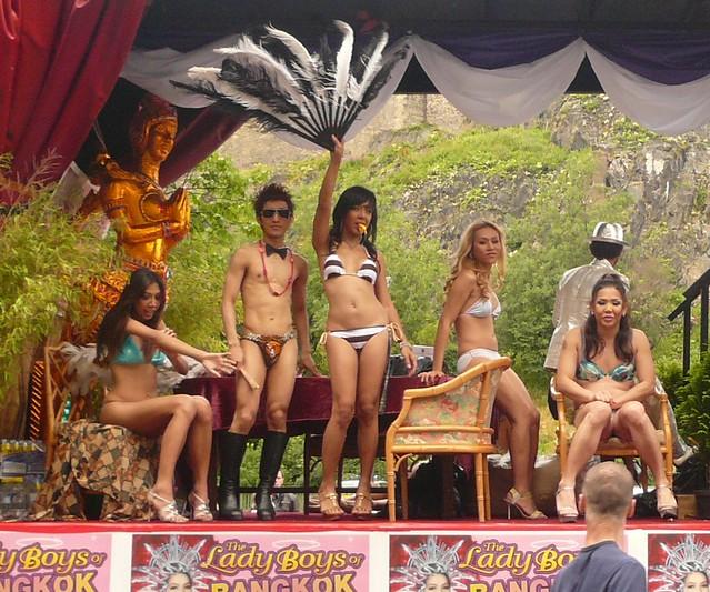Edinburgh Fringe: Ladyboys of Bangkok
