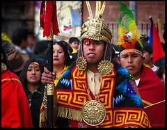 Procession, Peru