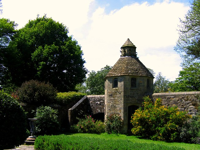 The Dovecote at Nymans Garden, East Sussex