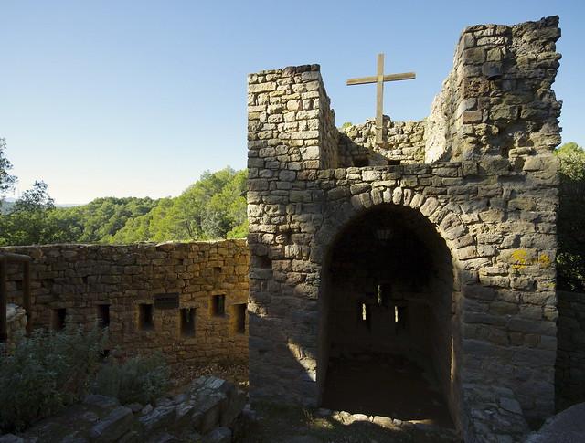 El castell de Gallifa / The castle of Gallifa