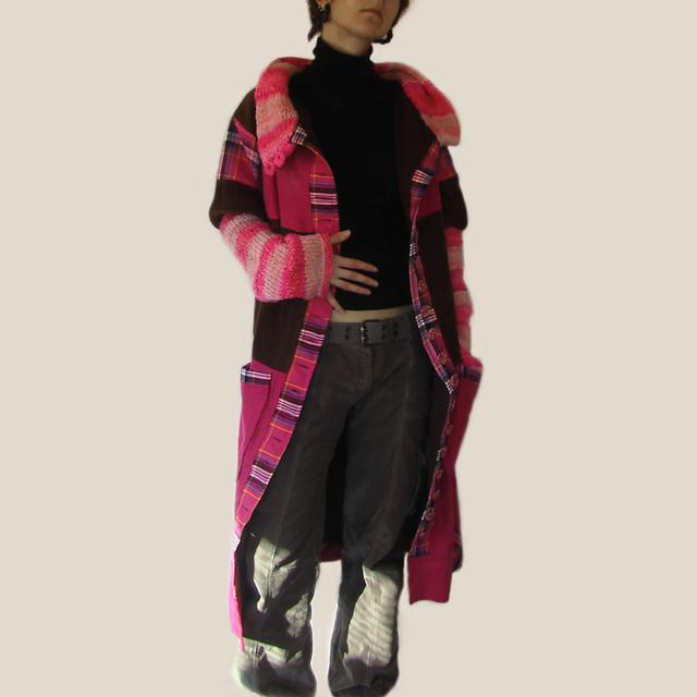 Discipline - Recycled coat
