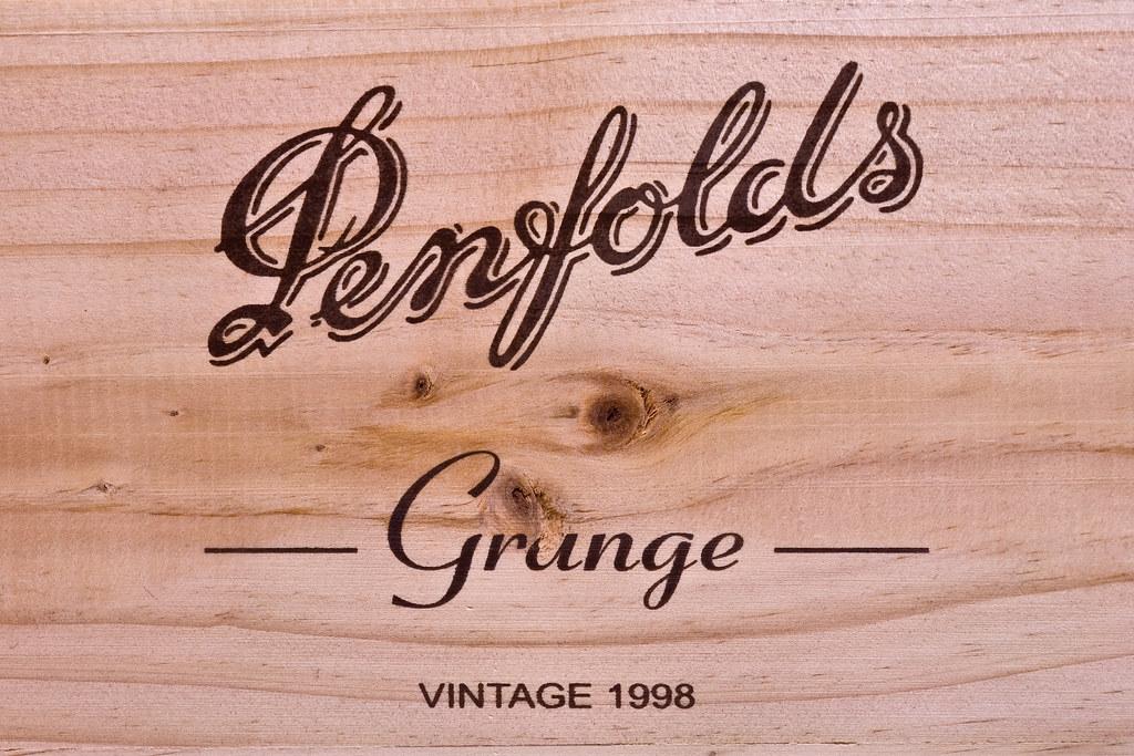 Penfolds Grunge 1998