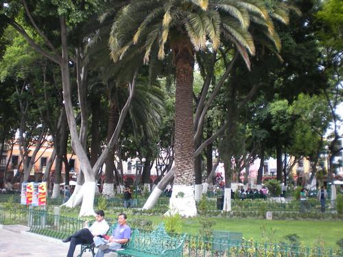 Puebla- Plaza Principal