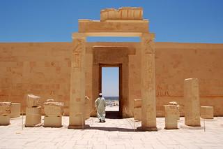 Tebe - Tempio di Hatshepsut | by MadGrin