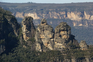 The Three Sisters, Katoomba | by ibsut