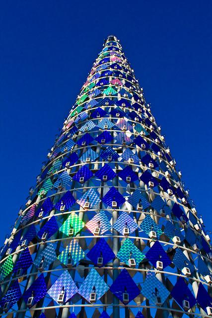 new style 855d4 347be Solar Tree | Solar Powered Christmas Tree in Barcelona, Spai ...