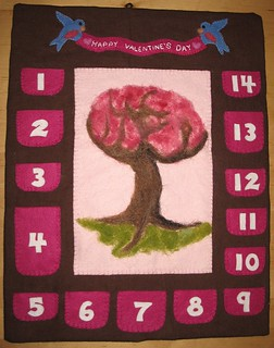 Empty calendar | by littlesisterhandmade