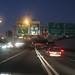 Night Falling on I-75/85