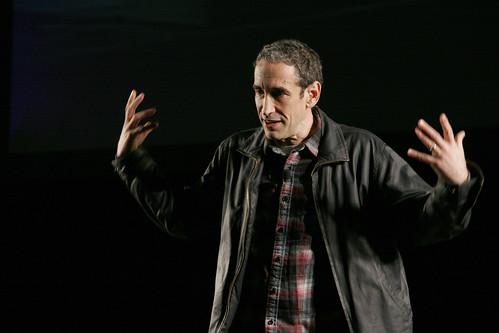 Douglas Rushkoff at WebVisions 2011