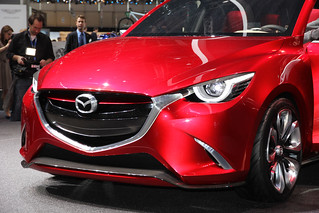 Mazda Hazumi @ Geneva 2014