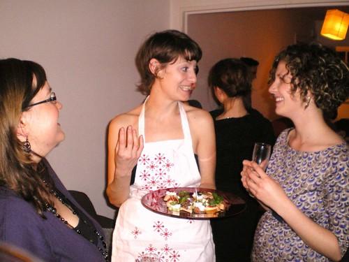 Katia, Meg & Laura