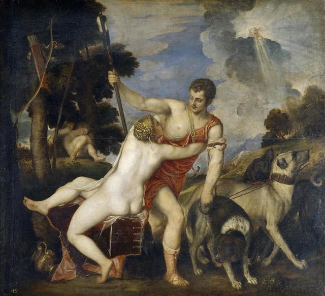 +1554 Afrodita y Adonis