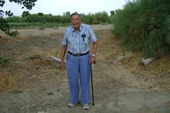 Dad - Abbott Fay at park near Grand Junction