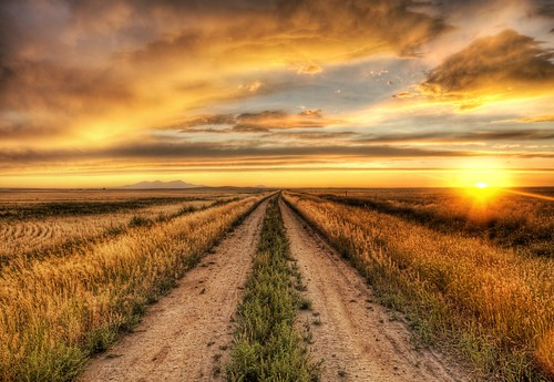 The Road to Tomorrow (and Happy 2009!) | by Trey Ratcliff