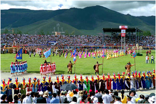 Mongolia, Mongolië, Mongolei Travel Photography of Naadam Festival.72