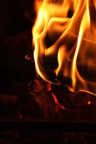 Fire 2 | by Draig