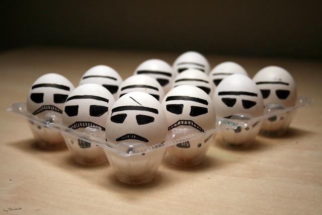 Egg Wars. (Egg wars Trilogy)