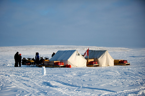 Canadian Rangers Training Camp in Alert, Nunavut | by US Embassy Canada