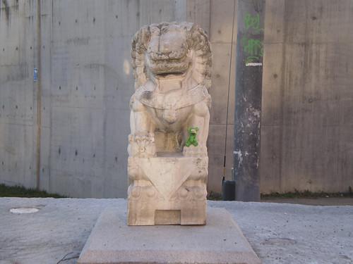 18/52 - Stone lion | by Kyrremann