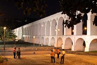 Arcos da Lapa - Rio de Janeiro - Brasil     #CLAUDIOperambulando