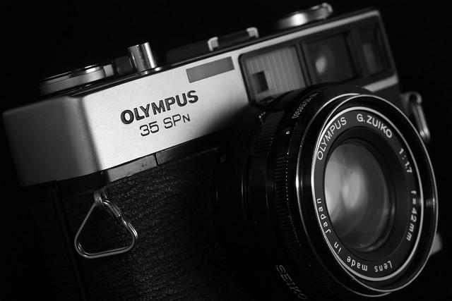 Olympus SPn