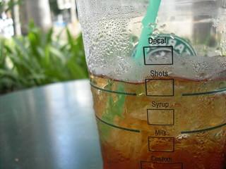 Starbucks Iced Tea | by karlaredor