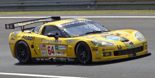 Team Corvette Racing - Corvette C6R