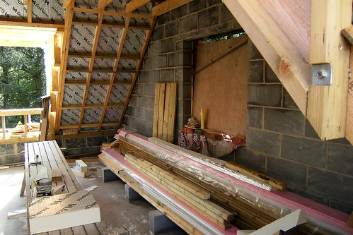 Roof Insulation Goes On | by Martin Pettitt