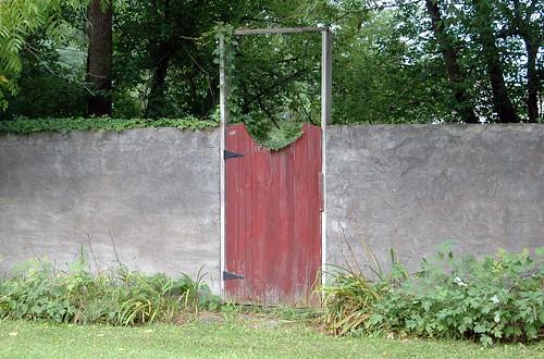 gardendoor2 | by jahansell