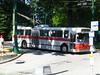 V1109 entering Stanley Park Loop