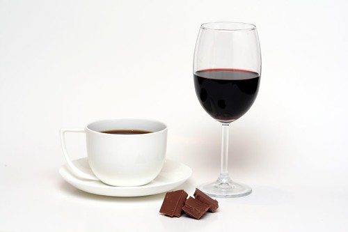 Coffee Wine and Chocolate | by Dani and Rob