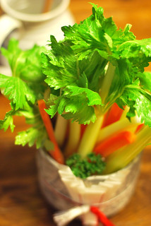 vegetable stick / carrot, celery & cucumber | by [puamelia]